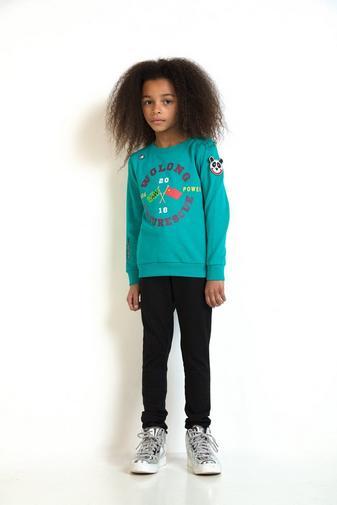 Turkooizen sweater